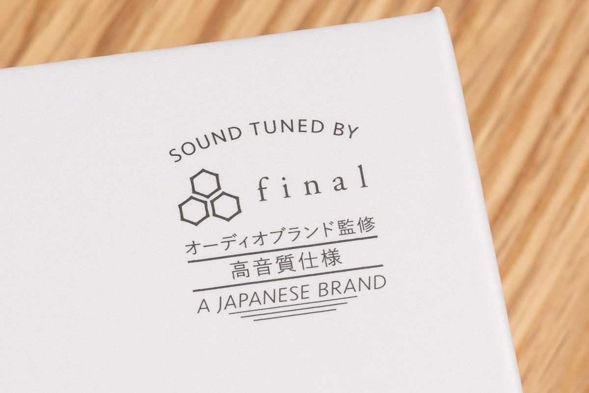 final監修のロゴ
